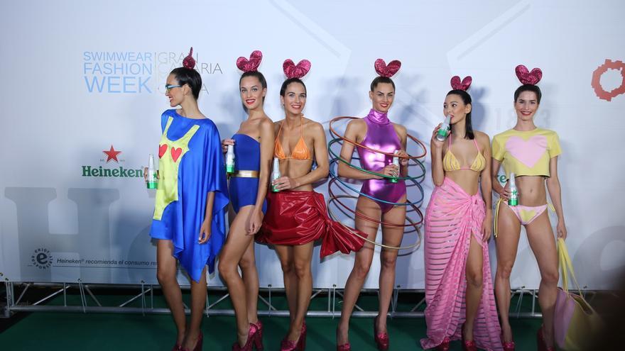 Agatha Ruiz de La Prada en Gran Canaria Moda Cálida