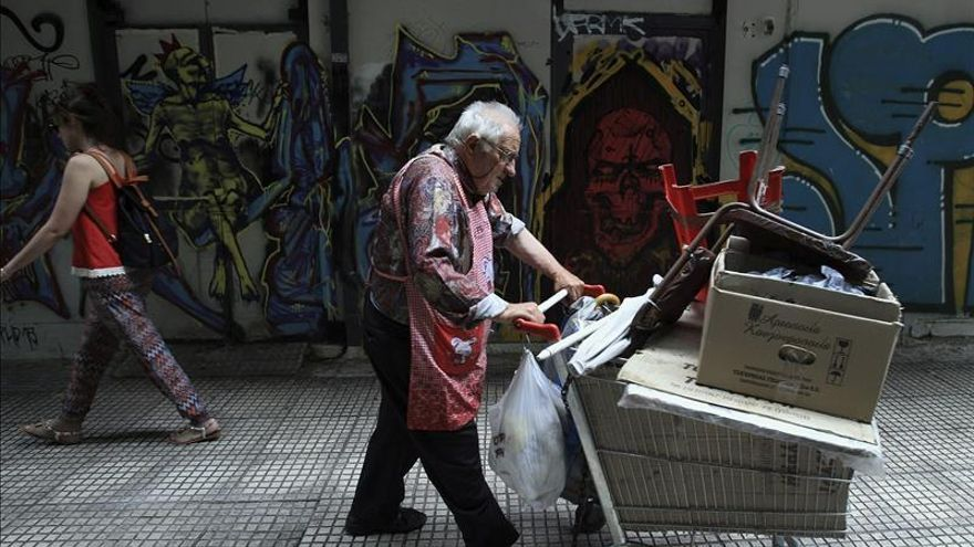 El rescate de Grecia expira esta noche pese a la petición helena in extremis