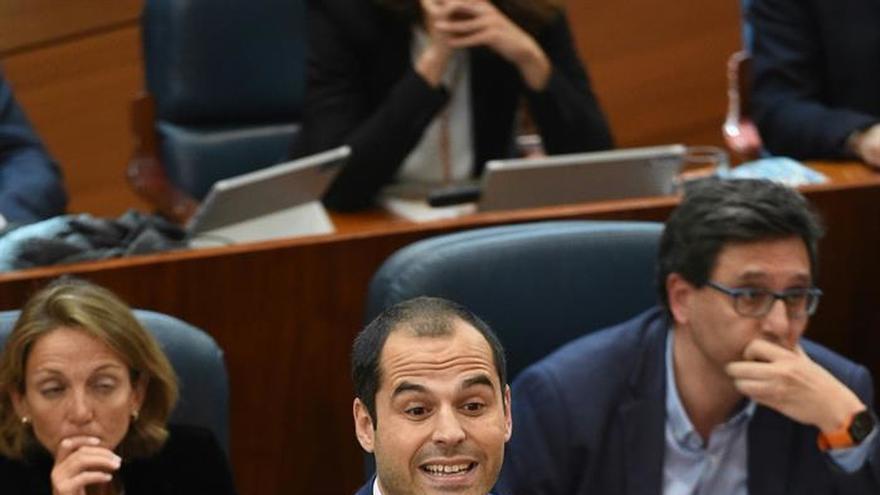 C's registra una ley similar a otra del PSOE y Podemos para blindar el Canal
