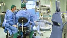 Las operaciones de cataratas suponen el principal paquete de intervenciones quirúrgicas realizadas con este sistema.