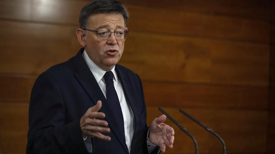 Puig recibe de Rajoy la voluntad de reformar la financiación este mismo año