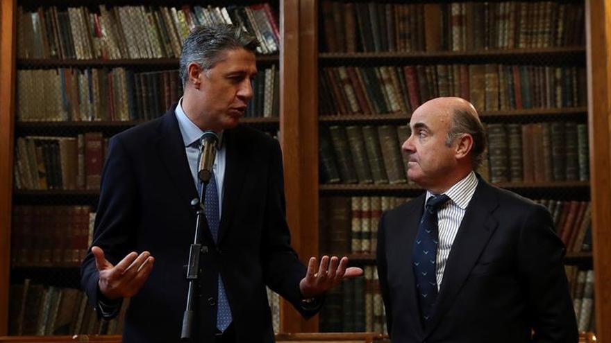 """Albiol apoya las palabras de la vicepresidenta: """"No les veo ningún problema"""""""