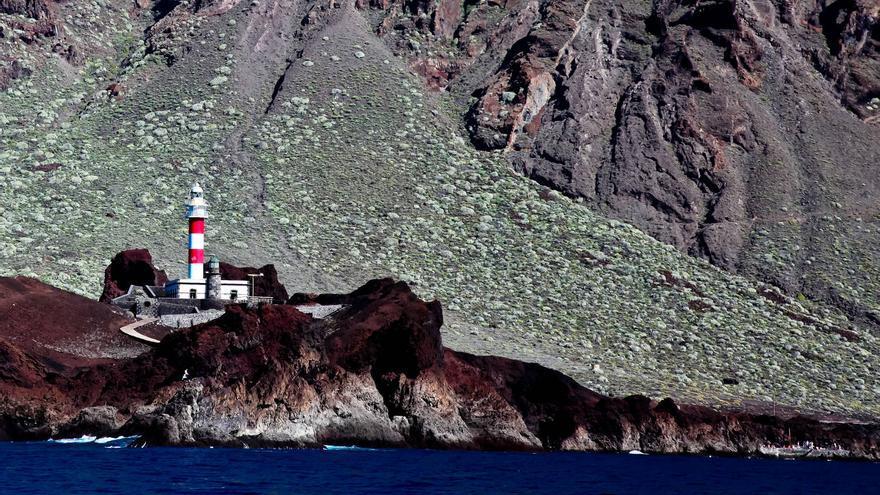 Faro de la Punta de Teno, en Tenerife.