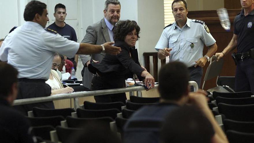 Reinicia tras de cinco meses el juicio a la cúpula de neonazis griegos