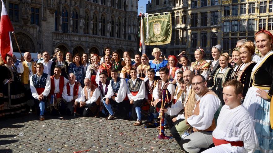 Cantabria muestra en Bruselas todo su potencial turístico