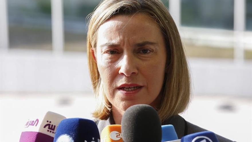La UE condena el atentado de San Petersburgo y envía sus condolencias a Rusia