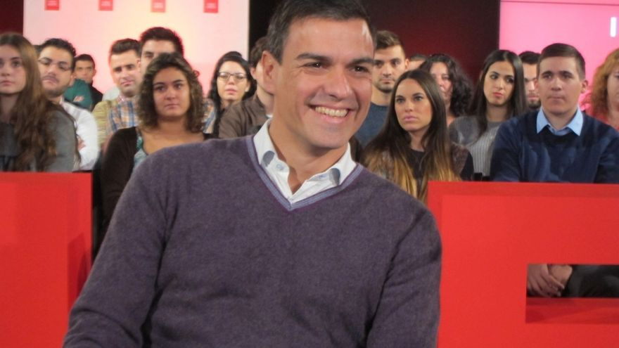 """Sánchez dice que en próximos días hará """"propuestas audaces"""" abogando por la intervención del Estado en la economía"""