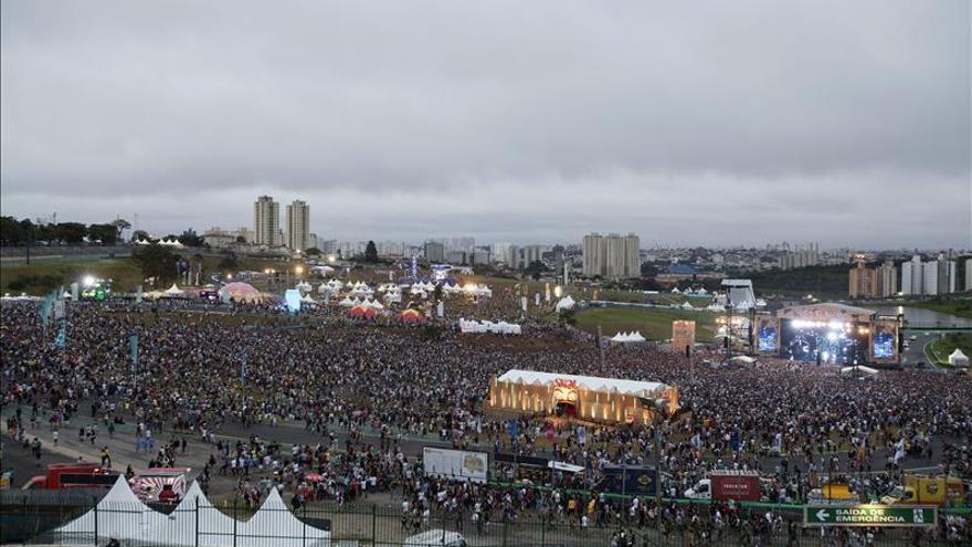 El Festival Lollapalooza celebra su primera edición europea en Berlín