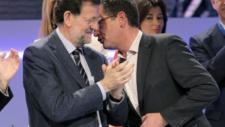 Rajoy arropará a los candidatos vascos en dos grandes actos en Euskadi