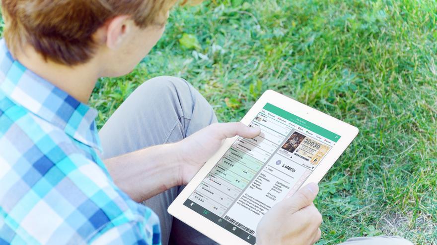 Con TuLotero los usuarios pueden comprar participaciones de una decena de administraciones