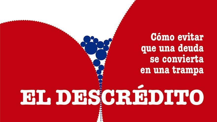 Cartel del documental 'El descrédito', dirigido por Víctor Moreno