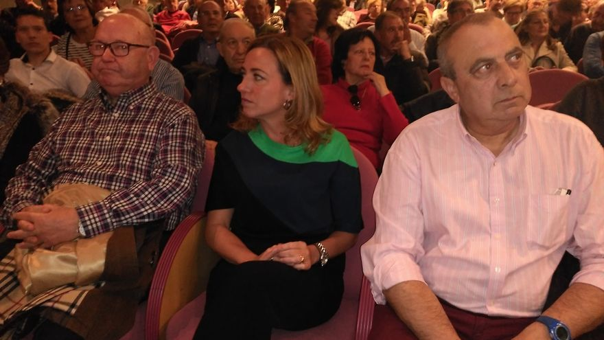 """Chacón apuesta por """"desalojar la mala gestión"""" y """"la corrupción del PP"""" en las elecciones de mayo"""