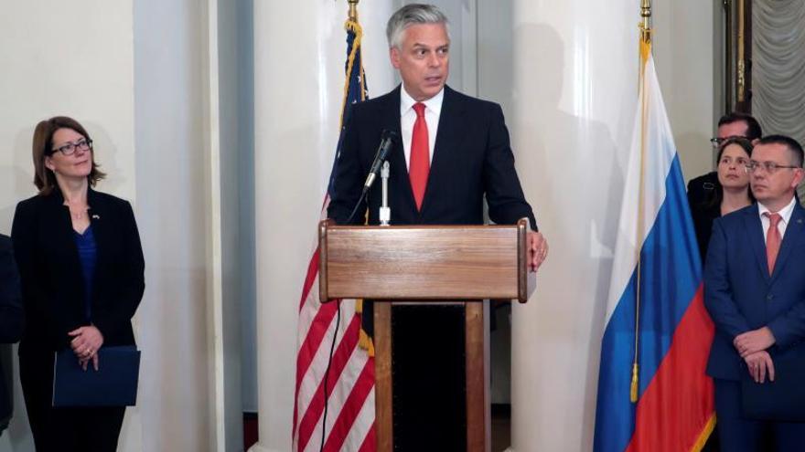 Rusia recupera con ayuda de EEUU documentos antiguos robados tras la caída de la URSS