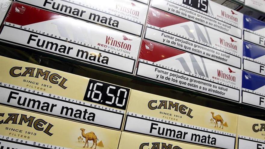 La venta de cigarrillos bajó un 3,7 % en 2017, la mayor caída en cuatro años