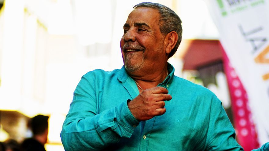 Juan Salazar de 'Los Chunguitos'