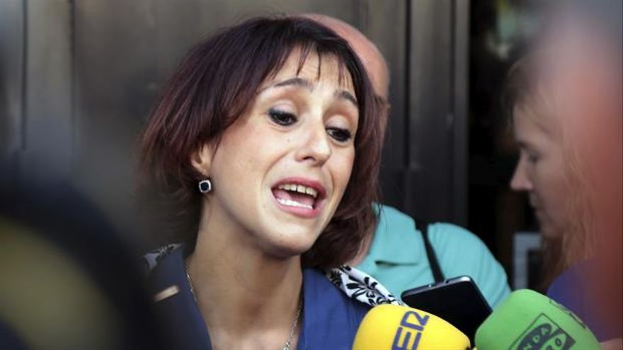 Juana Rivas | EFE
