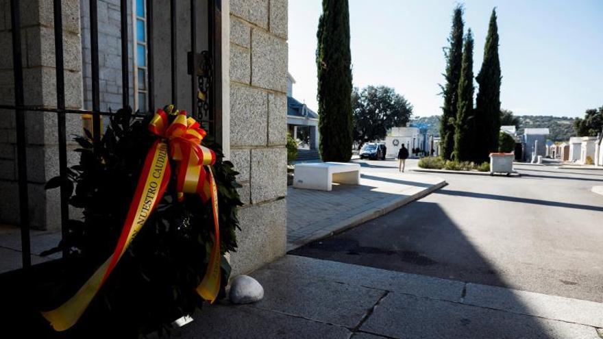 Los nietos de Franco llevan a Estrasburgo una demanda por la exhumación del dictador
