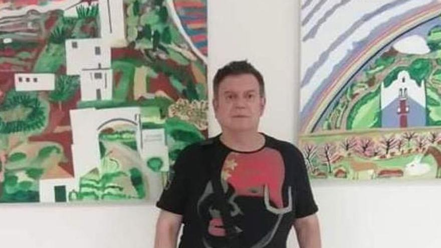 Hondo pesar por la repentina muerte del artista palmero Roberto Martín