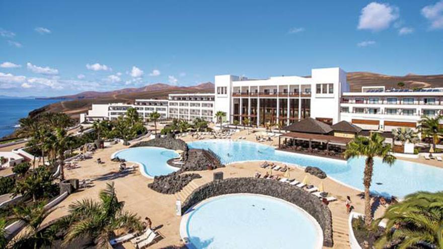 Hotel Hesperia en Puerto Calero.