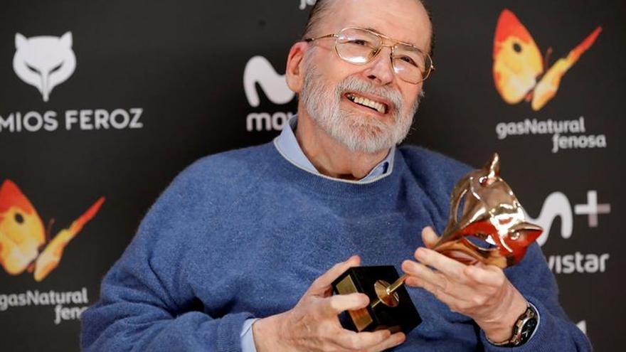 Chicho Ibáñez Serrador, premio Maestro de lo Fantástico del Festival Nocturna