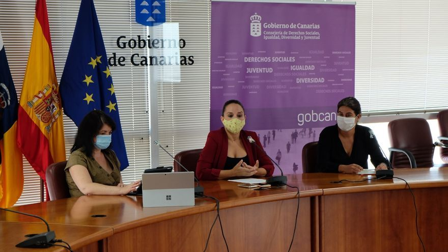 Canarias pone en marcha Alondra, un programa pionero para la detección de explotación sexual de menores
