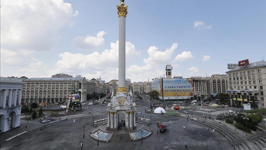 Ucrania conmemora el primer aniversario del comienzo del Maidán