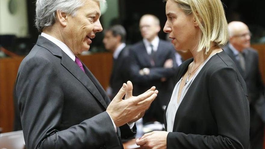 Los ministros de Exteriores de la UE piden unidad y compartir más información frente al terrorismo