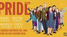 """Cartel promocional de """"Pride"""""""