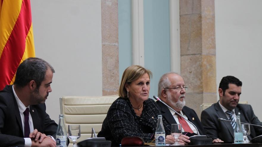 El Ayuntamiento de Martorell pondrá dos líneas de bus gratuitas el 9N