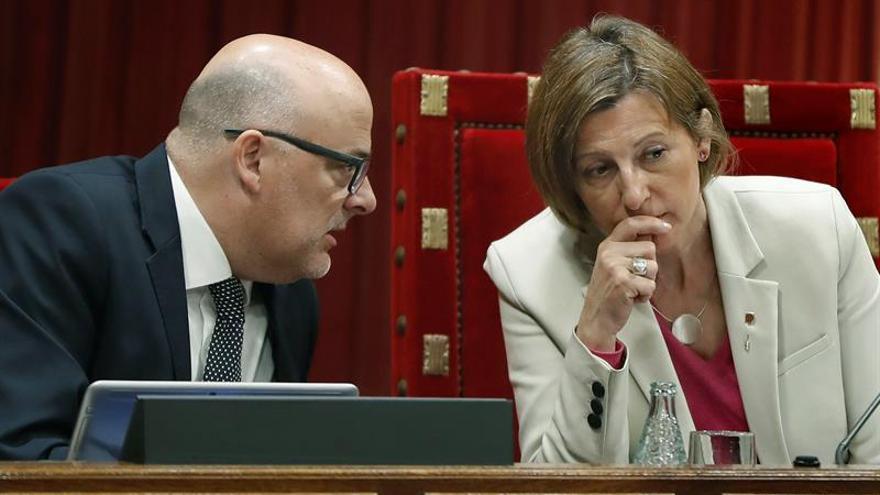 Lluís Corominas sustituye a Jordi Turull como presidente del grupo de JxSí