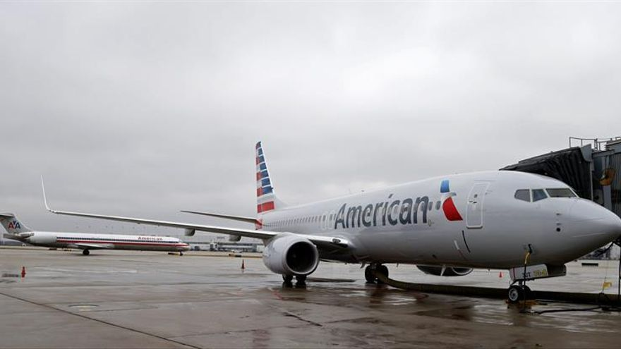 American Airlines inaugura sus vuelos regulares a Cuba