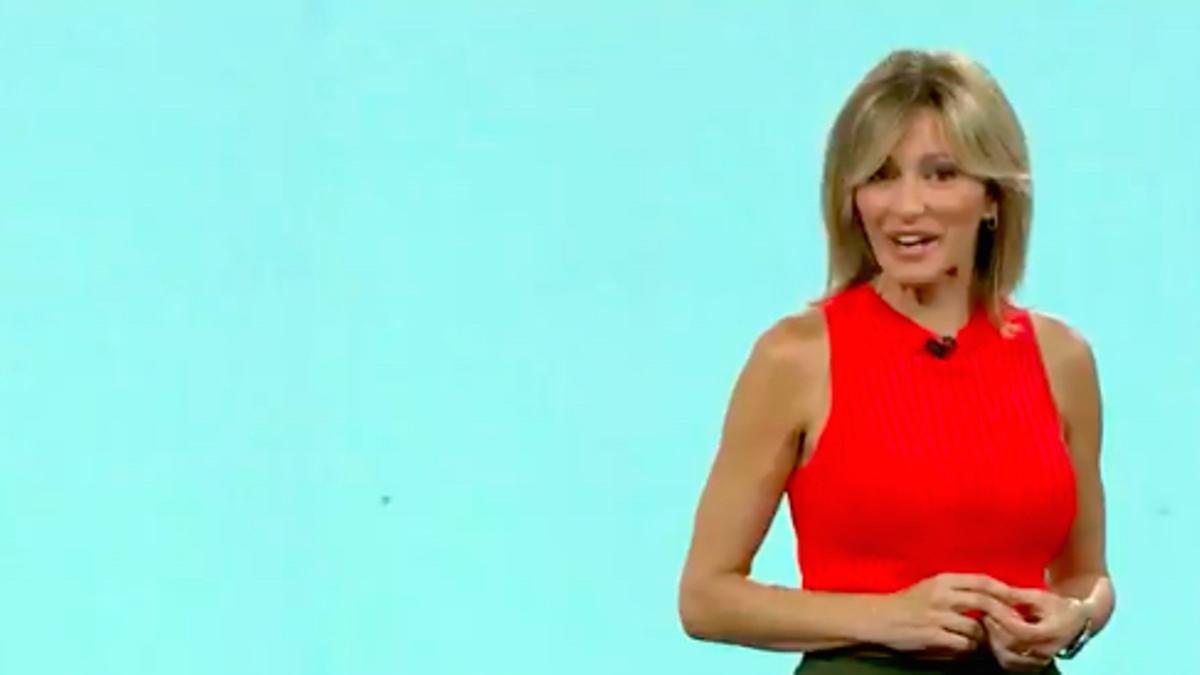 Susanna Griso, en la nueva promo de 'Espejo Público'
