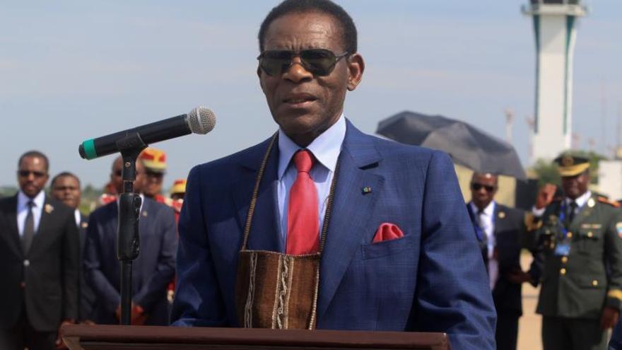 "Teodoro Obiang pide a España ""no alejarse"" de Guinea Ecuatorial"