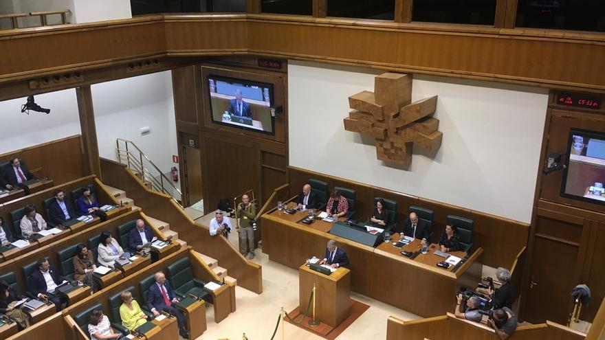 """Urkullu llama a alcanzar """"un acuerdo de concertación nacional vasca y un pacto de garantía bilateral con el Estado"""""""