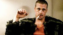 Brad Pitt en 'El club de la lucha'. Fox Movies.