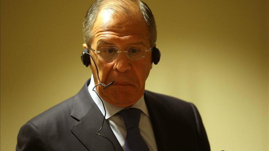 El ministro ruso de Exteriores viaja a Ginebra para las negociaciones con Irán