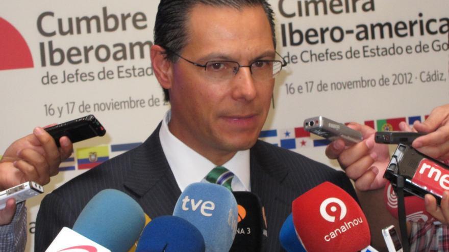 """México ratifica su intención de """"intensificar la cooperación"""" con España en materia de terrorismo"""