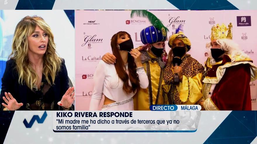 Entrevista en directo de 'Viva la vida' a los protagonistas del evento