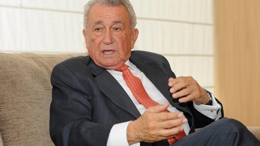 El empresario Pedro Luis Cobiella, presidente y dueño del grupo hospitalario Hospiten.