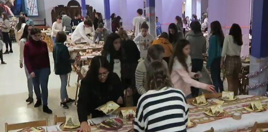 Fiesta de navidad de la Comunidad de Sant'Egidio: cómo apuntarse para colaborar