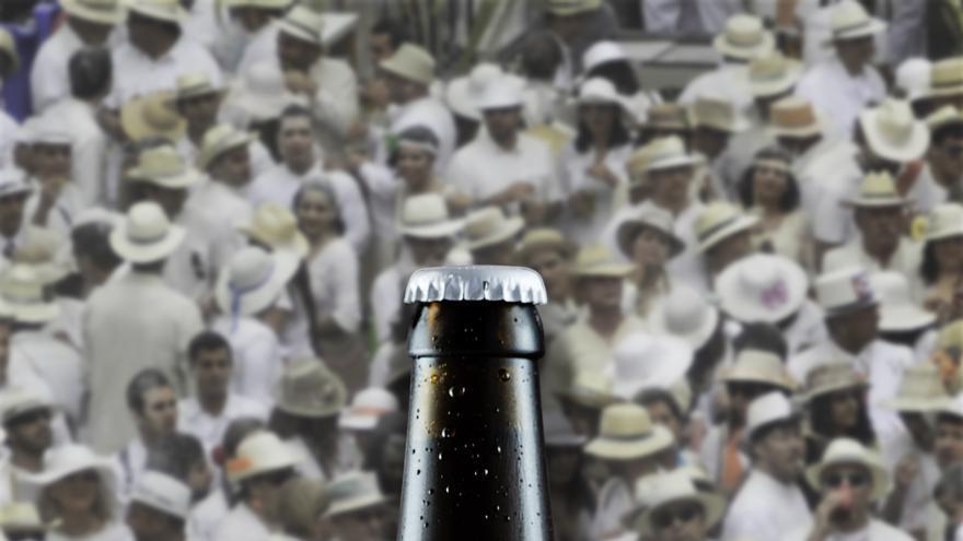 Nueva imagen de la cerveza 'Indiana'.