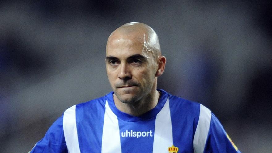 El exfutbolista Iván de la Peña.
