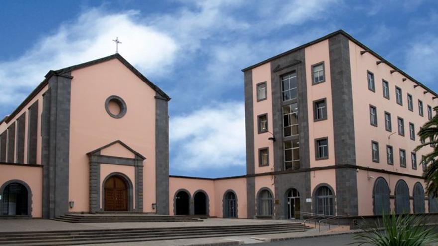 Centro Pastoral de Tafira, Las Palmas de Gran Canaria