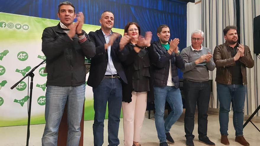 Candidatos AHI