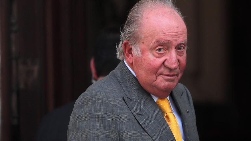 El rey emérito Juan Carlos I, en una fotografía de archivo. EFE/Mario Ruiz