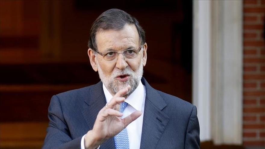 Rajoy considera los datos de paro en noviembre un acicate para el futuro