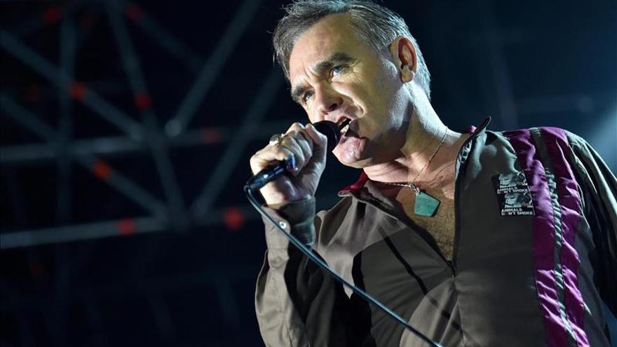 Morrissey abre una sólida temporada de festivales con Blur, Black Keys y Muse