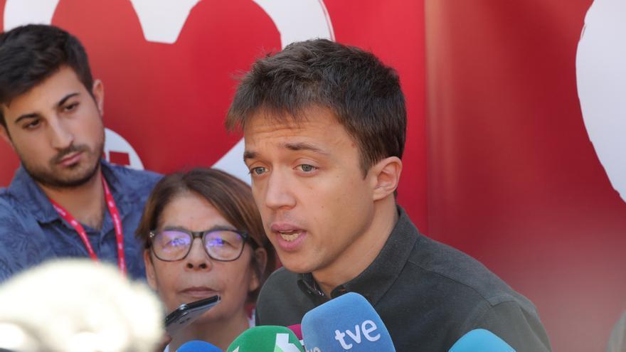 Más País ultima su lista de candidatos para concurrir por Vizcaya y no estará encabezada por Guillermo Errejón