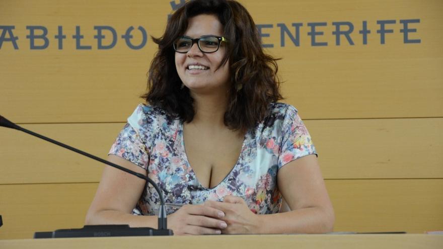 Estefania Castro, consejera insular de Igualdad / Cabildo de Tenerife