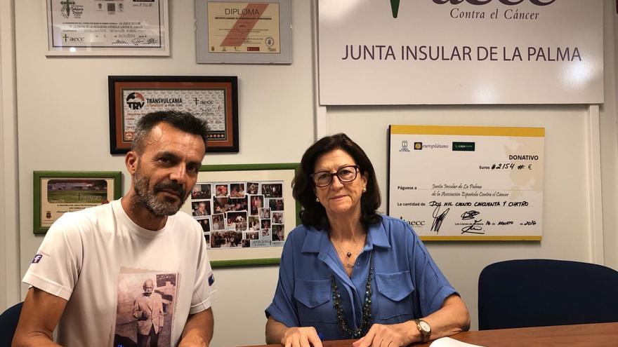 Mauro Castro y Rosa María Rodríguez.